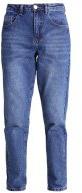DAISY - Jeans baggy - dark denim