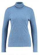KERNAN - Maglietta a manica lunga - antique blue heather