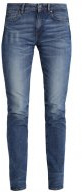 3301 HIGH STRAIGHT TU  - Jeans a sigaretta - black