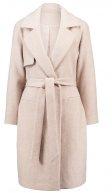 LIVIA - Cappotto classico - beige