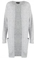 SFLIVANA - Cardigan - light grey melange