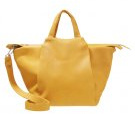 NODA - Shopping bag - amber yellow