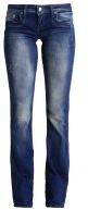 VALERIE - Jeans bootcut - misurina wash
