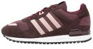 adidas Originals ZX 700 Sneakers basse maroon/haze coral/night red