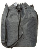 CARLOW CROSS - Borsa a tracolla - grey/black