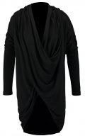 FREIA - Maglietta a manica lunga - black