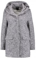 Cappotto corto - mid grey