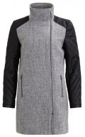 VIKENDRA - Cappotto corto - light grey melange