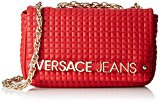 Versace Jeans EE1VOBBJ4 Borsa a Mano Scatto, Donna, Rosso