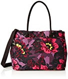 Kipling NEW Halia, Borsa con Maniglia Donna, Multicolore (REF353 Rose Bloom), 37 x 29 x 14 cm (B x H x T)