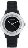 Pilgrim Orologio silvercoloured/black