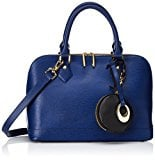 Arcadia Holly Borsa a Mano, 33 cm, Bluette