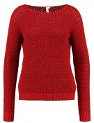 Maglione - autumn red melange