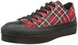 Converse, A/S Ox Platform Textile Sneaker,Donna