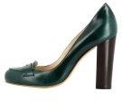 CRISTINA - Decolleté - dark green