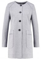 Cappotto corto - moon grey melange