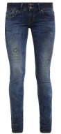 MOLLY - Jeans slim fit - playa wash