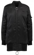 EDITH - Giubbotto Bomber - jet black