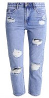 New Look Jeans a sigaretta mid blue