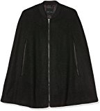 New Look Bomber Collar Cape, Cappotti Donna