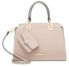 DINIDILLIER - Borsa a mano - taupe synthetic