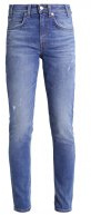 Levi's®  ORANGE TAB 721 VINTAGE HIGH RISE SKINNY Jeans Skinny Fit indigo flicker