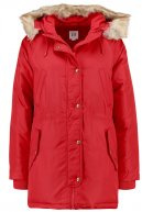 Cappotto invernale - red sunset