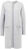 SFLAUA - Cardigan - light grey melange