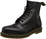 Dr. Martens - Dr. Martens Air Wair Scarponcino Nero Pelle 10072004