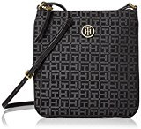 Tommy Hilfiger - TH ESSENTIAL FLAT CROSSOVER JAC, Borsa a tracolla Donna
