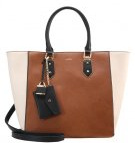 AMETRINE - Shopping bag - tan