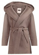EARLENA - Cappotto classico - light mink melange