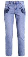 MATTY - Jeans a sigaretta - mid blue