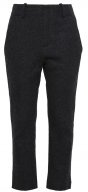 And Less EVIANNE  Pantaloni dark grey melange