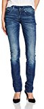 G-Star Raw Midge Saddle Mid Straight, Jeans Donna