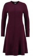SEYMOUR  - Vestito di maglia - burgundy