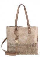 OLBIA - Shopping bag - brown
