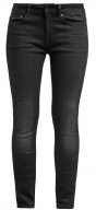3301 CONTOUR HIGH SKINNY - Jeans Skinny Fit - slander black supers