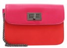 Borsa a tracolla - red/pink