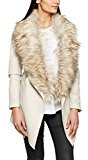New Look Faux Fur Waterfall, Giacca Donna