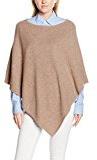 Eterna Mode GmbH Cape, Cappotto Donna, Beige (Beige 25), Taglia Unica (Taglia Produttore: One Size)