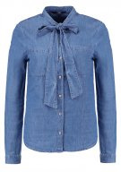 ONLBOW - Camicia - medium blue denim