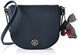 Tommy Hilfiger Cherry Saddle BAG, Sacchetto Donna, 8x20x22 cm (b x h x t)