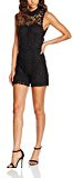Boohoo Boutique Lace Open Black, Completo Donna
