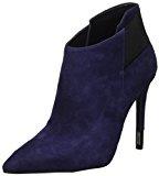 Guess FLOL24SUE09, Scarpe alla caviglia con tacco a spillo Donna, Blu (Dblue), 40 EU