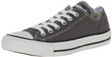 Converse Chuck Taylor All Star Season Ox, Sneaker, Unisex Adulto, Antracite, 36