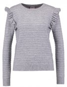 VMVICKY - Maglione - light grey melange