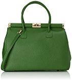 Chicca Borse 8005 Borsa a Mano, 35 cm, Verde