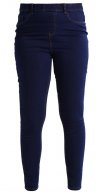 New Look Curves Jeggings navy