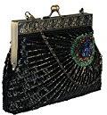 Ecosusi lusso mano in rilievo il sacchetto di sera, idea regalo